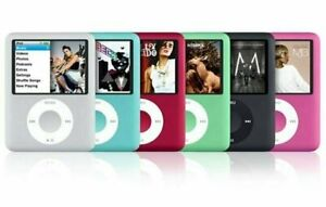 Apple iPod Nano 3rd Generation All GB Sizes Tested - All Colors Free Ship