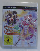 Atelier Meruru: The Apprentice of Arland Playstation 3 PS3 **Neu & OVP**NEW**