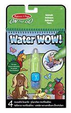 Melissa & Doug - 15376 Malblock Enthüllung mit Wasser Tiere