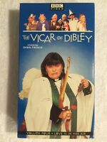 Vicar of Dibley, The - V. 4 - Love Is In The Air (Prev. Viewed VHS) BBC Video