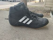 Fighting Wrestling Adidas Shoes Kid's Size 3