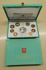 "Vatikan  Euro-Kursmünzensatz 2013 PP  inkl. 20 Euro Silber ""Giuseppe Verdi"""