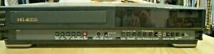 Sharp VHS VC-D815X. PARTS ONLY. No Remote Control - Sell for Charity