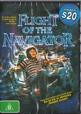 FLIGHT OF THE NAVIGATOR  - CLASSIC FILM!- NEW DVD  - FREE LOCAL POST