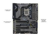 Tested Motherboard For ASUS TUF Z270 Mark 1 LGA1151 DDR4 ATX