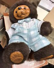 Robert Raikes Original Bear Wood Face #17009 Timmy w Box,