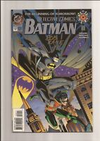 DETECTIVE COMICS #0 NM 9.4 SIGNED & REMARKED BY BATMAN CREATOR BOB KANE! 1994