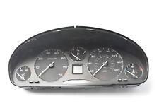 PEUGEOT 607 2000 2010 2.2HDI ENGINE INSTRUMENT SPEEDOMETER CLUSTER 9629598680