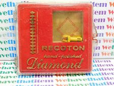 RECOTON NEEDLE / 489SD / CARTRIDGES 56DS,142-80,142-83, V8-1/ 1 PIECE (qzty)