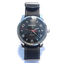 MONTBLANC Timewalker Urban Speed E-Strap Mens Automatic Watch 113850 -MSRP $3140
