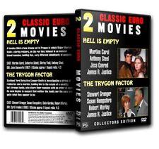 THE TRYGON FACTOR  Stewart Granger, R. Morley, Susan Hampshire (1966) 2for1 DVD