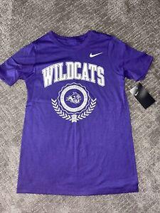 NWT Boys Nike Tee Shirt - Abilene Christian Wildcats -- Medium