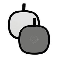 Take TK-WBP Pannello Richiudibile per Bilanciamento Bianco/Grigio 18% 30x30cm