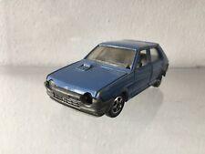#174 Fiat Ritmo 65 5 porte Blu - MEBETOYS 1:43