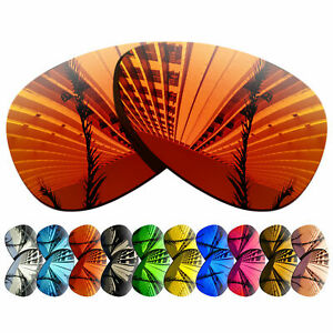 Polarized Replacement Lenses For-Oakley Warden Frame Anti-scratch Multi-colors