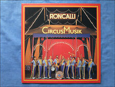 Roncalli Orchester - CircusMusik - Georg Pommer - Circus Musik - LP