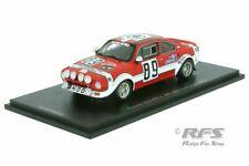 Skoda 200 RS 130 RS Winner Rallye Sumava 1975 Jiri Sedivy 1:43 Spark NEU