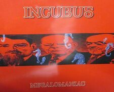 Megalomaniac/Monuments and Melodies by Incubus NEW! CD SINGLE 3 Tracks Metal