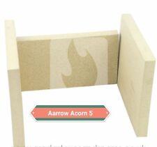 AARROW ACORN 5 VERMICULITE FIRE BRICK SET