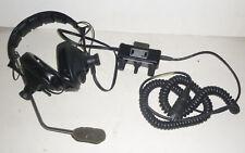 Sennheiser Mikrofon Kopfhörer Hör Sprechgarnitur HMD224 Neu old Stock