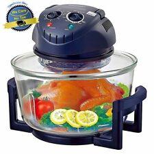 Digital Electric Air Fryer Oil-Less Griller Roaster Calorie Reducer 12 Quart NEW