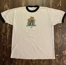Vintage WWF WWE Bushwhackers T-Shirt Classic Collection X-Large Rare Good Cond!