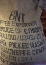 4+ Pounds Green Coffee Beans Some Each Ethiopia Yirgacheffe Washed, Limu Natural