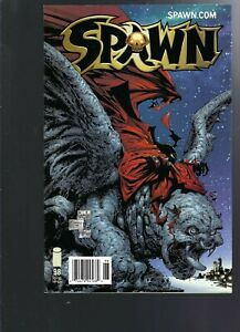 SPAWN 98  NEWSSTAND COPY  / HUGE RANGE OF SPAWN IN STOCK / IMAGE COMICS