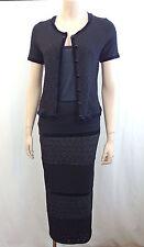 Unifarbene Damen-Anzüge & -Kombinationen im Kostüm-Stil aus Wolle