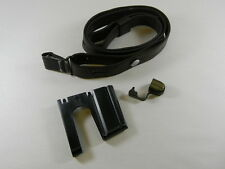 SCHMIDT RUBIN K31 SET 1 LEATHER SLING + 1 MUZZLE COVER + 1 POLYMER LOADING TOOL