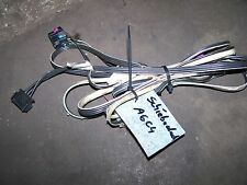 Guía cable liderazgo bobina de conector de bujía de encendido original audi a4 b6 8e0971824s