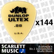 144 x Jim Dunlop Standard Ultex .88mm Picks Plectrums 88-ULT 421R *144 PICKS*