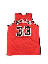 a2e8a30956a Alonzo Mourning NBA Original Autographed Jerseys for sale