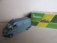 967H Solido / Hachette 94 Renault Master 1999 Military 1:50