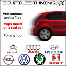 ECU CHIP TUNING FILES TESTED 100% ON CARS. OVER 100.000 FILES.