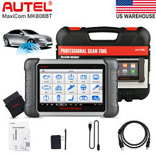Autel MK808BT Bluetooth Auto Diagnostic Tool All System Car Code Reader IMMO Key