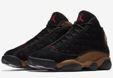 "Mens Nike AIR JORDAN 13 RETRO Shoes ""Black Olive"" 414571 006 -Sz 13 -New"