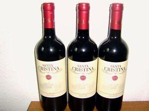 Rotwein (3 Flaschen) Santa Christina