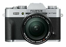 Fujifilm Mirror-Less Single-Lens Camera X-T20 Lens Kit Silver X-T20Lk-S