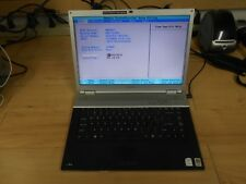 Sony VAIO VGN-FZ140E For Parts - Turned On When Tested - No HD
