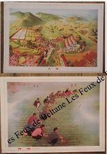 Affiche chinoise,Tachai,Taihang,culture de printemps,Huhsien  ,1978