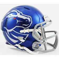BOISE STATE BRONCOS NCAA Riddell SPEED Authentic MINI Football Helmet