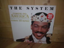 """THE SYSTEM coming to America 12"""" MAXI 45T"""