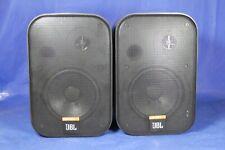 JBL CONTROL ONE  MINI DIFFUSORI CASSE 100 WATTS  2 VIE BASS REFLEX, SCONTO