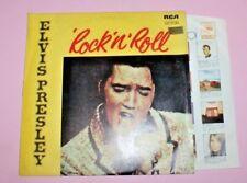 ELVIS PRESLEY ROCK 'N' ROLL RCA VICTOR SF 8233  4/73 - 1973