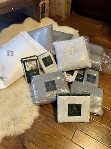 Ralph Lauren King Bedding Set Speed & Style Collection * RARE FIND *