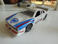 "Hotwheels Lancia Rally 037 ""Martini Racing"" in White on 1:25"