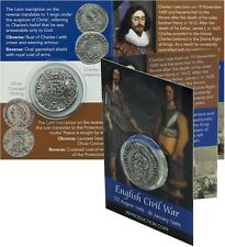 Oliver cromwell coin pack-shilling