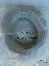 NEW MFG RESOURCES PS2-100MM MOUSE AND KEYBOARD CABLE 100' 100 FEET MALE TO MALE