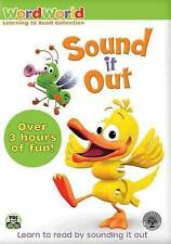 Word World: Sound It Out by Duck NEW